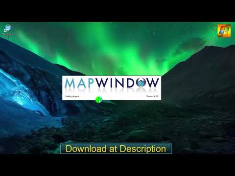 MapWindow GIS 4.8.8.1