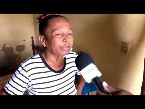 Mulher com Diabetes precisa de ajuda