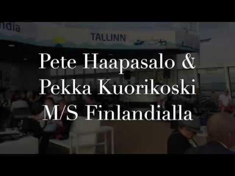 Petri Haapasalo &. Pekka Kuorikoski