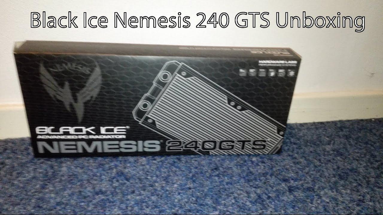 240mm black ice nemesis radiator