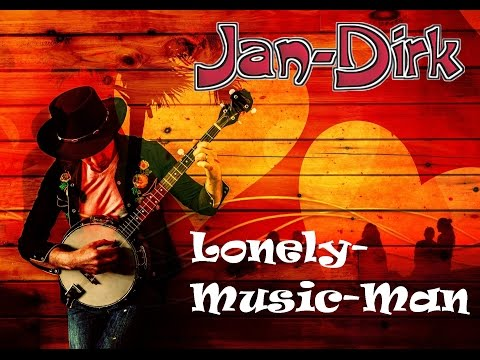 Lonely-Music-Man /  Jan-Dirk (Rainbow Records LC 8970)