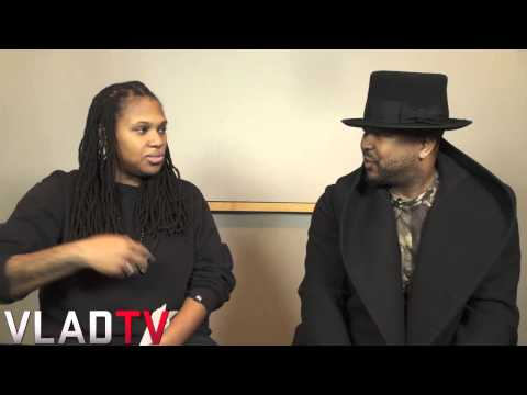 """The-Dream on Toya Wright's """"Hot Mess"""" Lil Wayne Comment"""