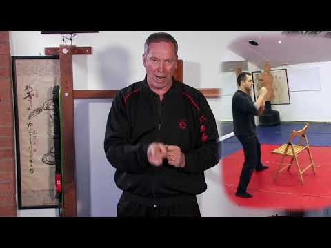 Wing Chun - Wooden Dummy Basics Pt 2