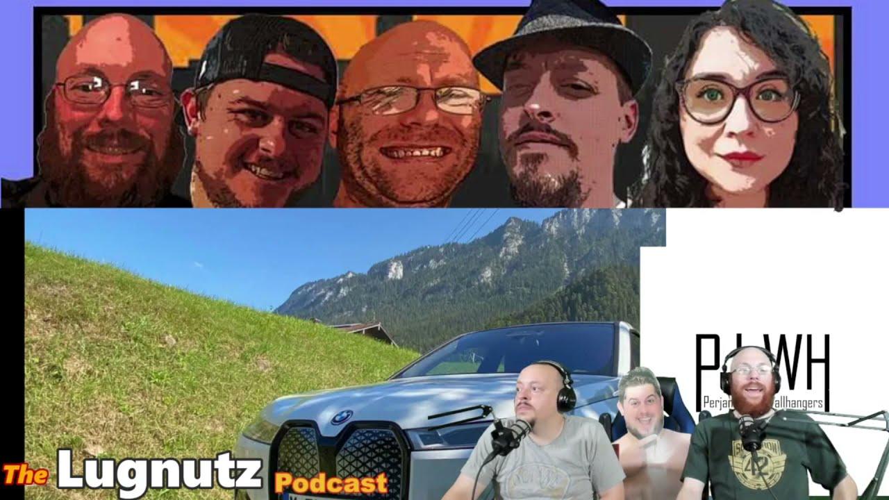 #258 Lugnutz Podcast: Odd Cock Car BMW Thick Boy
