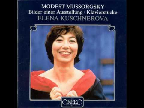 Bach - Toccata in E minor BWV 914 - Kuschnerova