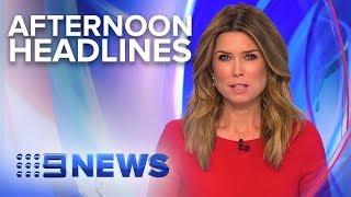 Gambar cover Police Take Down, Assisted Dying & Cory Bernadi's Return? | Nine News Australia