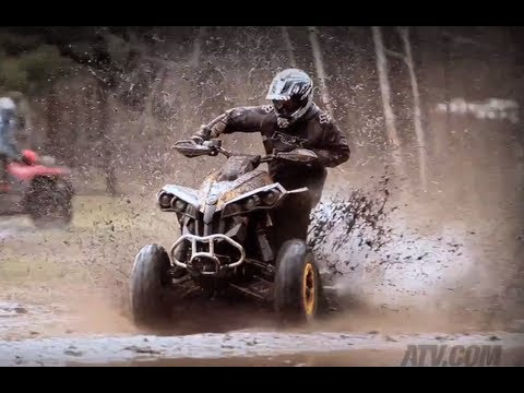 We get dirty at Canada's largest ATV jamboree