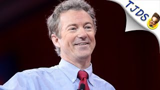 Rand Paul Goes To CANADA For Surgery!