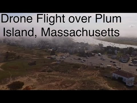 Plum Island,MA Drone View 9/26/2017  ( part 1 )( drones over plum island,MA )