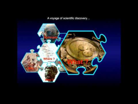 The Antikythera Mechanism: A Shocking Discovery from Ancient Greece.