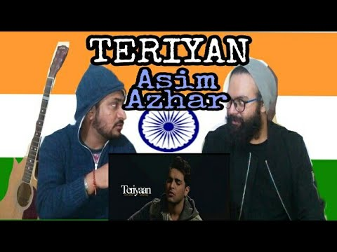 Indian Reaction on Teriyaan Song | Asim Azhar & Aima Baig | Vicky | Gurveer