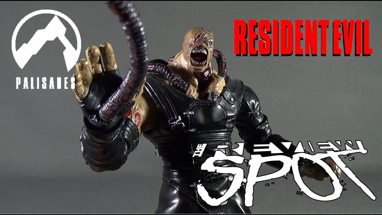 Throwback Palisades Resident Evil Nemesis Variant Youtube