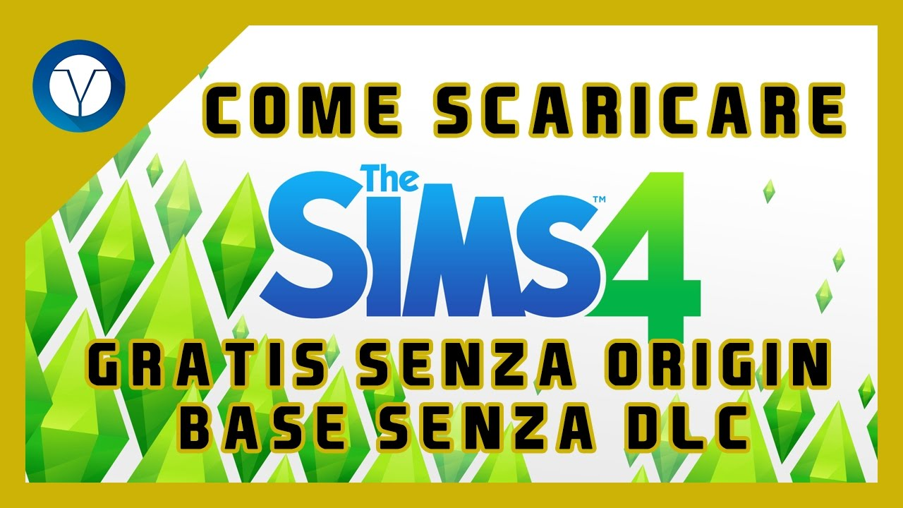 ed installare the sims 4 senza origin per pc