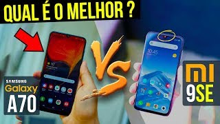 Xiaomi MI 9 IF GALAXY HUMILILY A70 or No 🤨 Which is BEST?