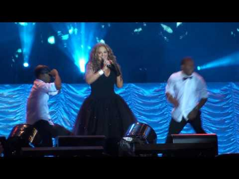 Mariah Carey Show Barretos Brazil 2010 - Touch My Body [HD]