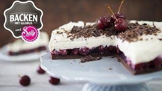 No Bake-Torte - Schwarzwälder Art | Backen mit Globus & Sallys Welt #60