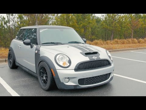 Turbo Mini Cooper S !  Mini Smiles Per Gallon