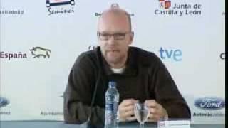 """Seminci 2008. 53ª edición. Rueda de prensa de """"Kolme Viisasta Miestä"""""""