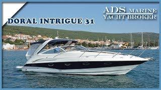 Doral Intrigue 31 by ADS Marine