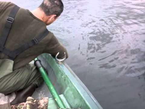 Loch Awe Big Pike Caught By Davie