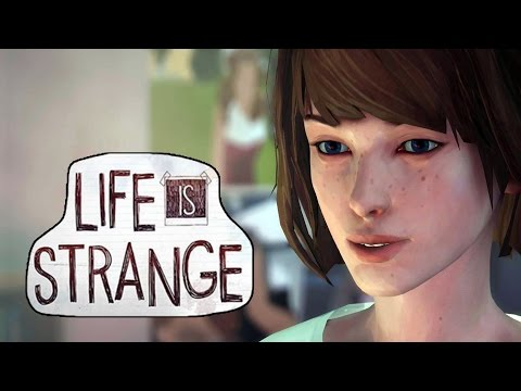 LIFE IS STRANGE #6 - PESADELO! (Episódio 1 - Chrysalis e Episódio 2 - Out of Time)
