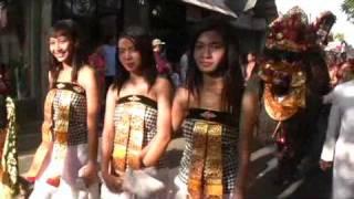 Karnaval 2009 Bali Part2
