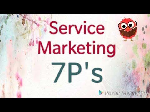 7 p's of marketing mix - Myhiton