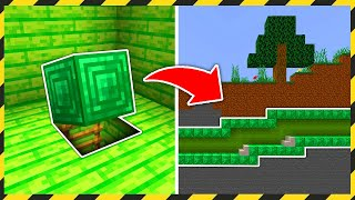 Minecraft FERAJNA: TAJEMNICZE TUNELE POD FERAJNĄ