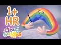 Cloudbabies - Rainbow's Orchestra | 60+ minutes | Cartoons for Kids