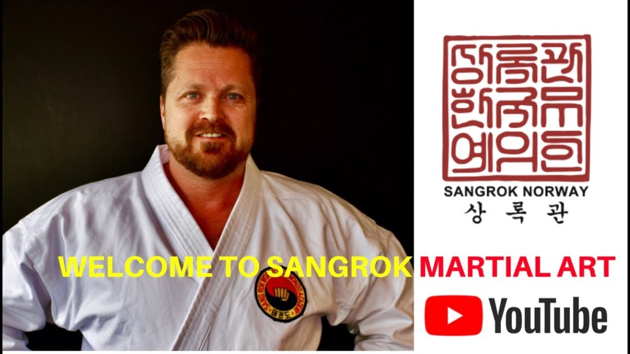 e0ae839e367 Welcome to Sangrok Martial Art - YouTube
