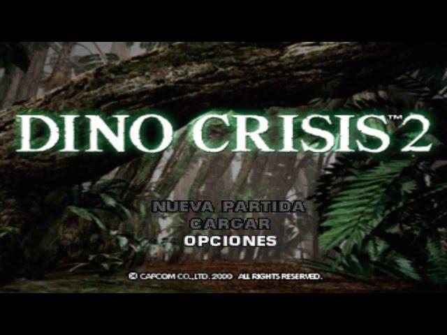Das Antigas - Dino Crisis 2 #01 - O Começo