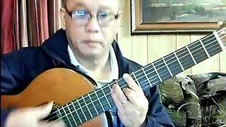 Hai Mùa Noel (Đài Phương Trang)(SLOW ROCK) - Guitar Cover by Bao Hoang
