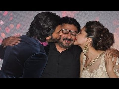 Ram Leela TRAILER LAUNCH: Ranveer Singh FLIRTS with Deepika Padukone Travel Video
