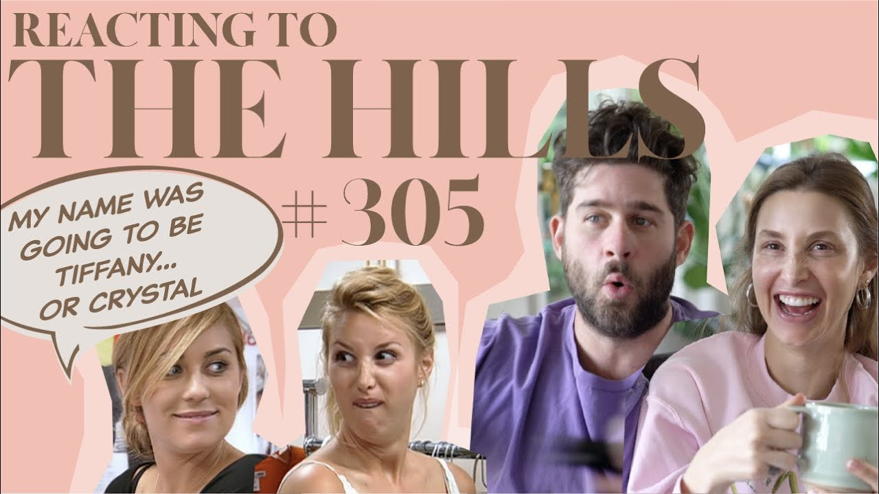 Download Reacting to 'THE HILLS' | S3E5 | Whitney Port