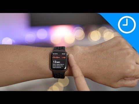 watchOS 5.1.2 Changes/Features - ECG app!