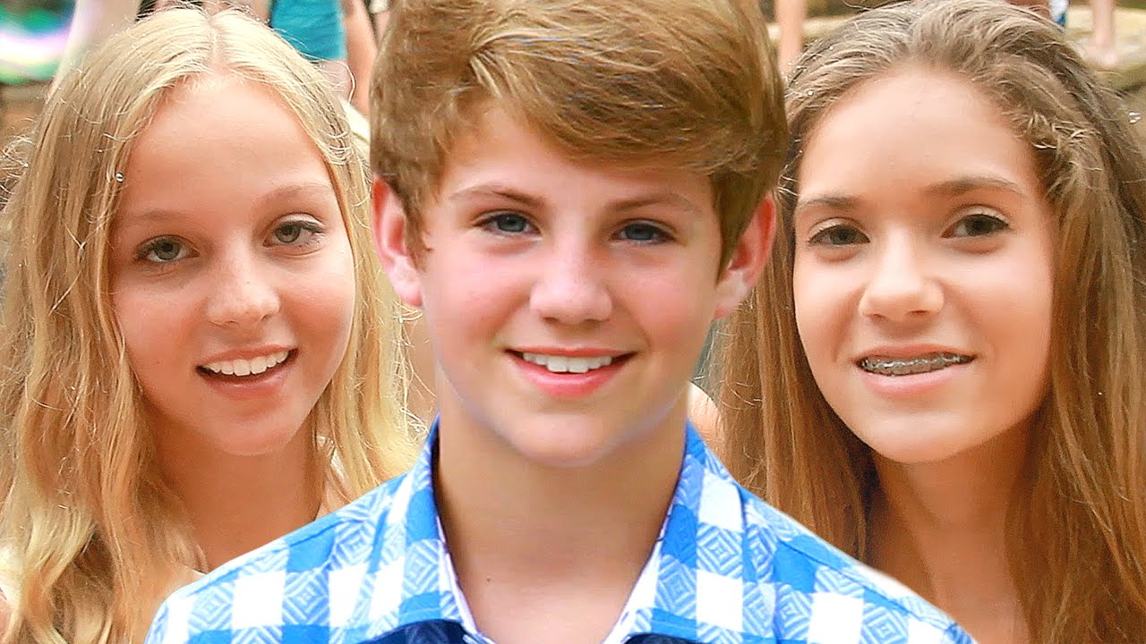 Mattyb and the Good Life girls