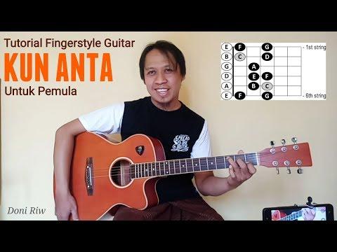 Tutorial Fingerstyle Guitar - Kun Anta