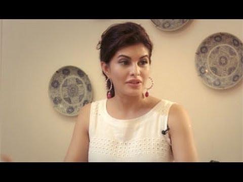 Jacqueline Fernandez Interview 2014 - Sri Lanka CJS
