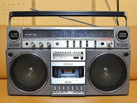 National / Panasonic RX-5160 (1981) Vintage Boombox Ghettoblaster Made In Japan ラジカセ