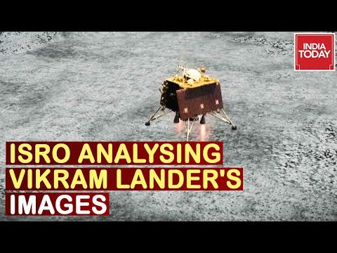 ISRO Analysing Vikram Lander's Thermal Images Captured By Orbiter