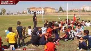 Silopi'de futbol okulu