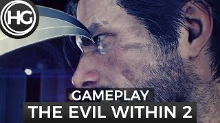 The Evil Within 2 - 23 Minutes PC Gameplay 1080p 60 FPS