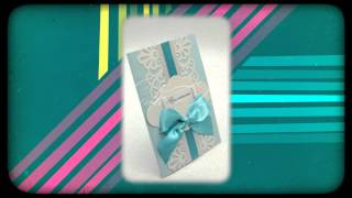 Свадебное приглашение Gilliann Lovely