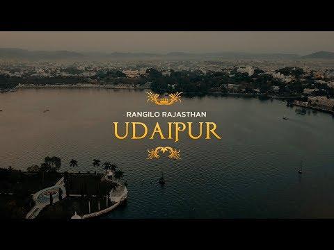 Rangilo Rajasthan | UDAIPUR | TRAVEL VIDEO | 4K