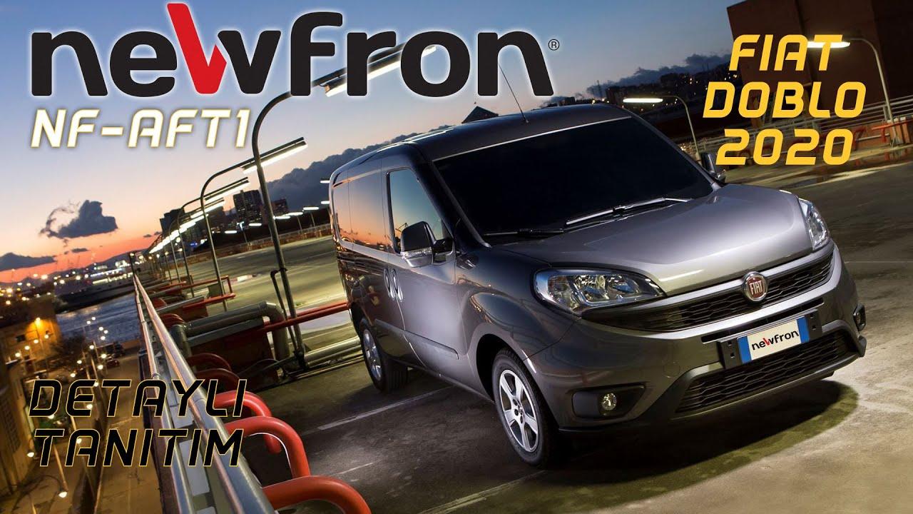 #Newfron 2020 MODEL Fiat Doblo    ANDROID MULTIMEDIA PLAYER