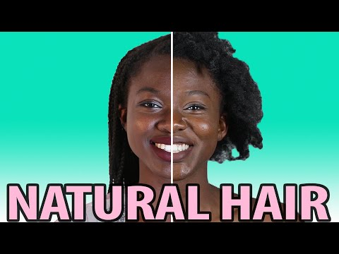 Thumbnail: People With Curly Hair Follow A Customized Routine