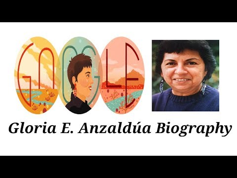 Who is Gloria Evangelina Anzaldúa? Gloria E. Anzaldúa Birthday