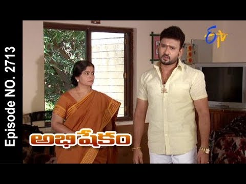 Abhishekam   27th September 2017  Full Episode No 2713   ETV Telugu