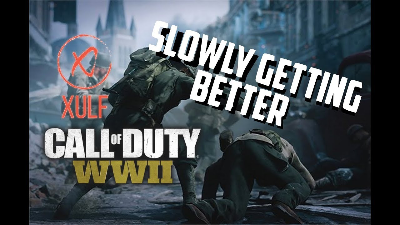 how to get better at call of duty ww2