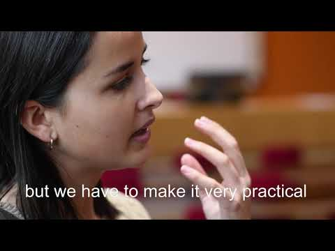Master In Corporate Communication - Student Interview: Alina Meletta